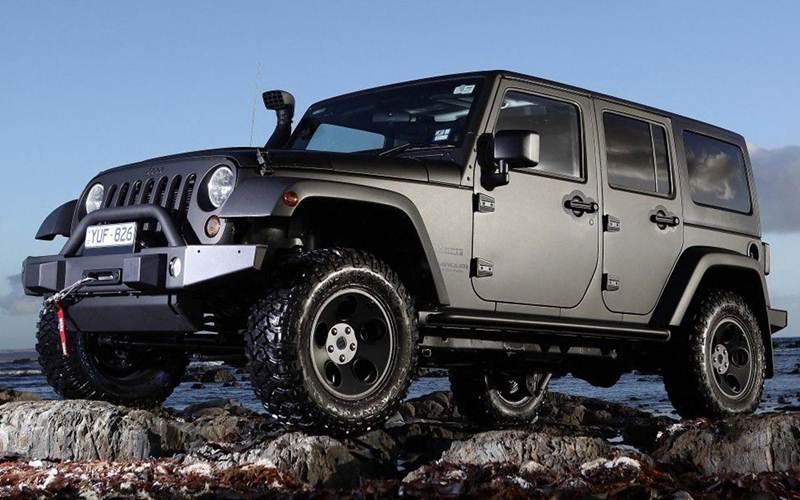 jeep supreme